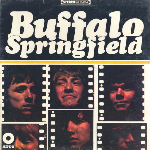 Buffalo Springfield (SEALED)