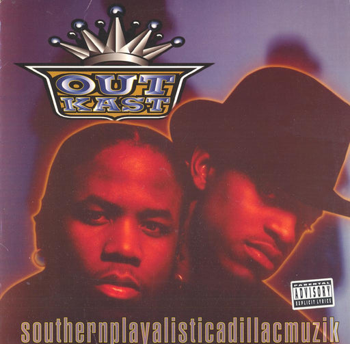 Southernplayalisticadillacmuzik (1st, US Press)