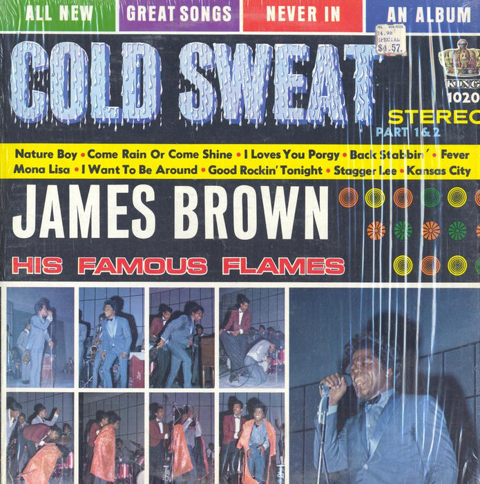 Cold Sweat (1st, Canadian Press)