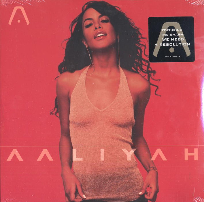 Aaliyah (1st, US Press)