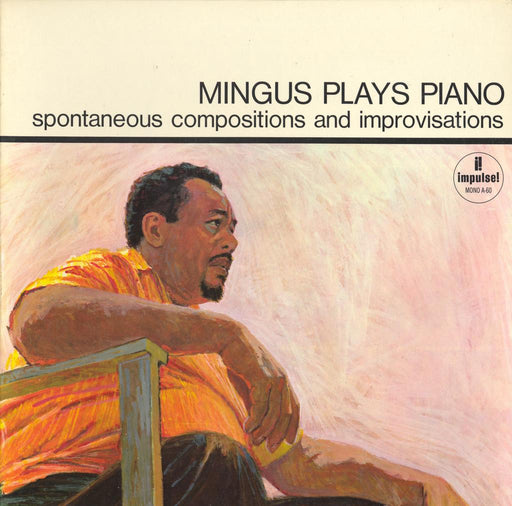 Mingus Plays Piano (1st, PROMO)