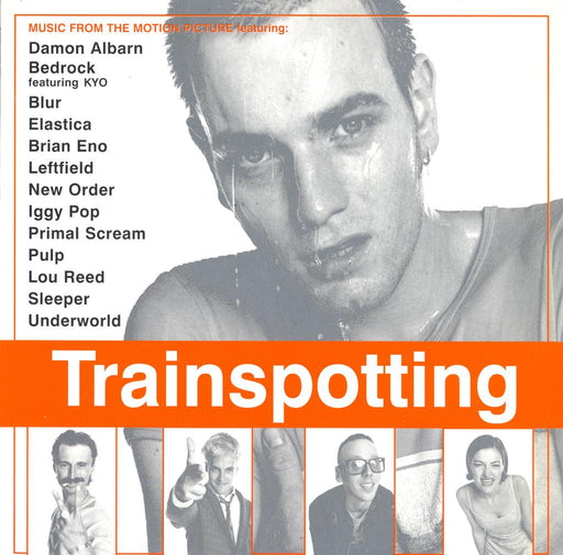 Trainspotting (2xLP, 1996)