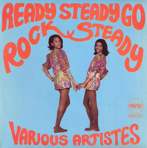 Ready Steady Go Rock Steady (Comp)