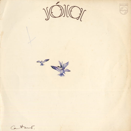 Jóia (2nd, Censored cover)