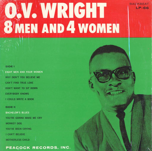 8 Men And 4 Women (1st, MONO)