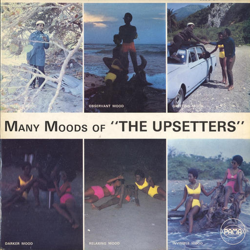 Many Moods Of The Upsetters (1st, UK)
