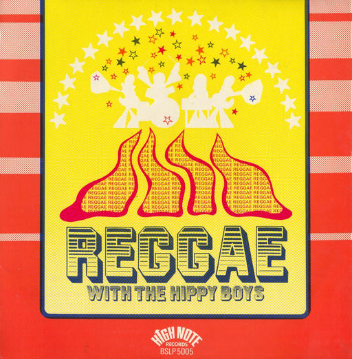 Reggae With The Hippy Boys (1st, UK)