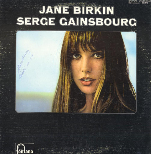 Jane Birkin - Serge Gainsbourg (Canadian Press)