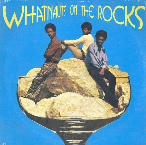 Whatnauts On The Rocks (1st, SEALED)