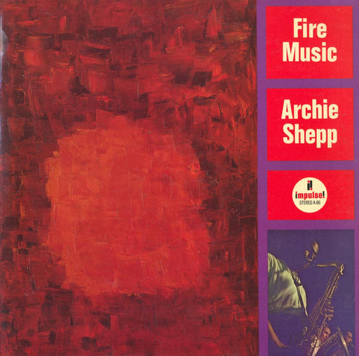 Fire Music (1st, STEREO)
