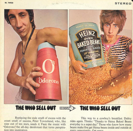 The Who Sell Out (1st, US Press)