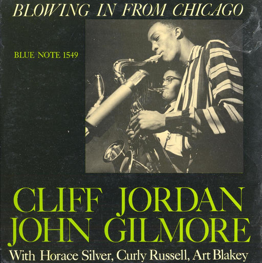 Blowing In From Chicago (1958, RP)