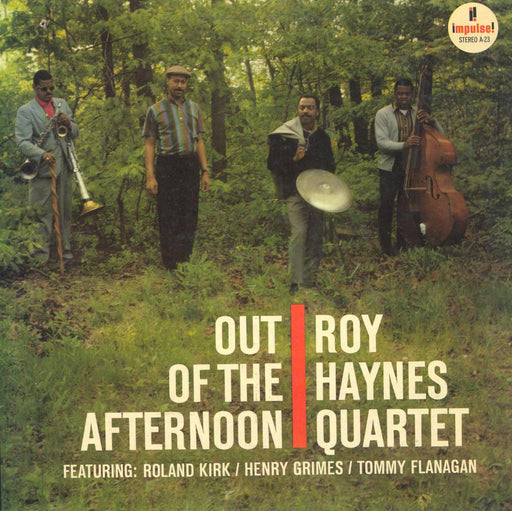 Out Of The Afternoon (1966 US Press)