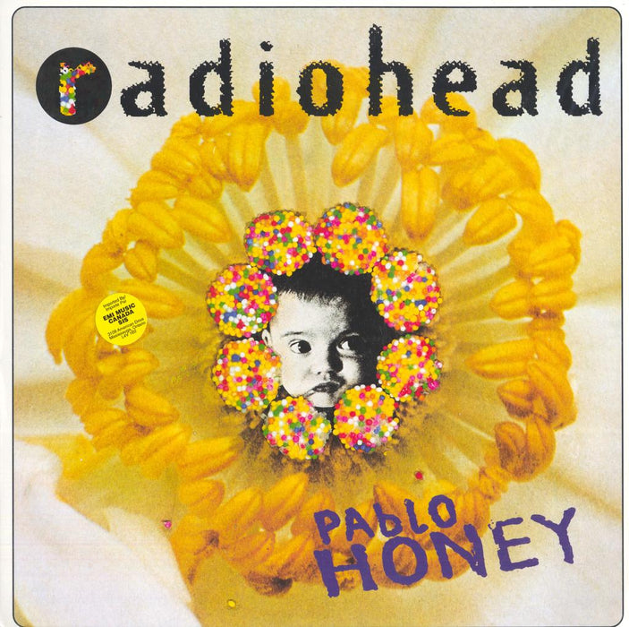 Pablo Honey (1st, UK press)