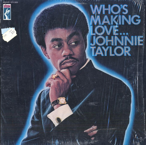 Who's Making Love (1st, US Press)