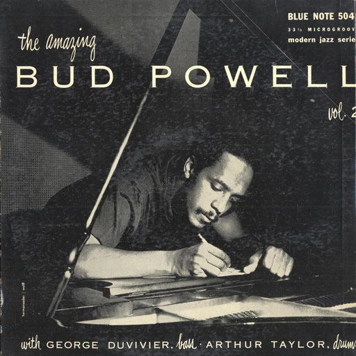 The Amazing Bud Powell, Volume 2