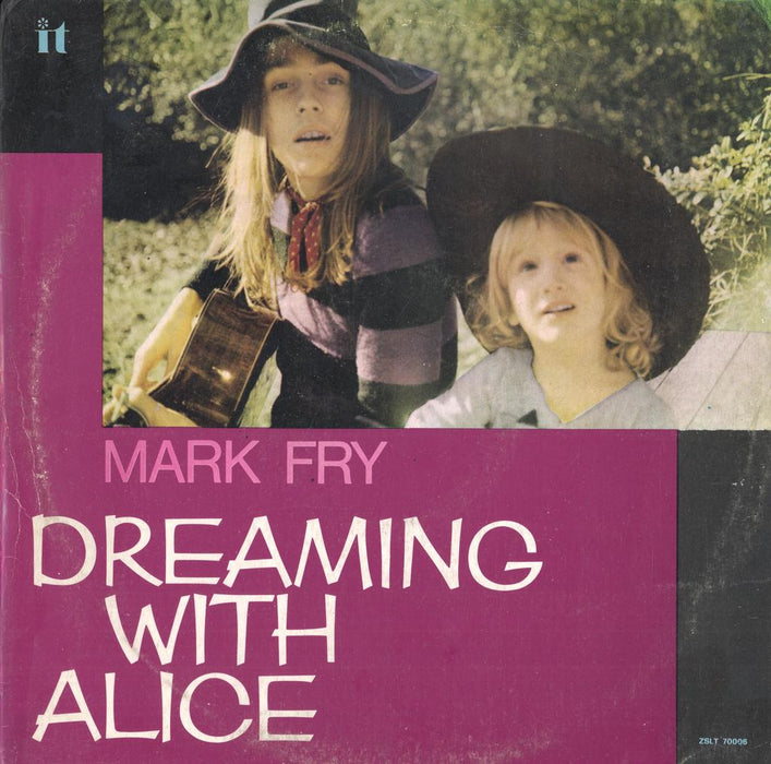 Dreaming With Alice (Italian, PROMO)