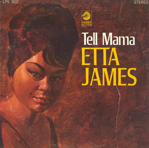 Tell Mama (1968, US Press)