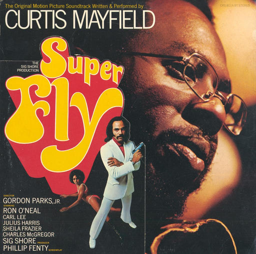 Super Fly (1st, US Press)