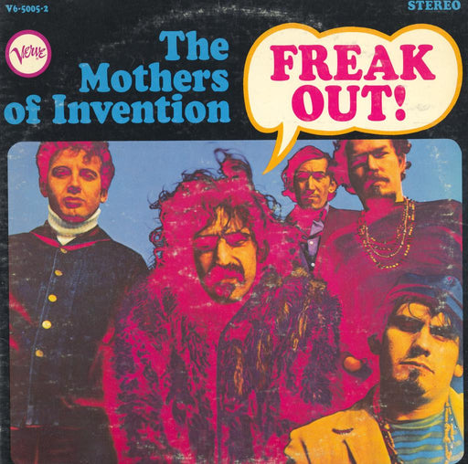 Freak Out! (1966 Original)