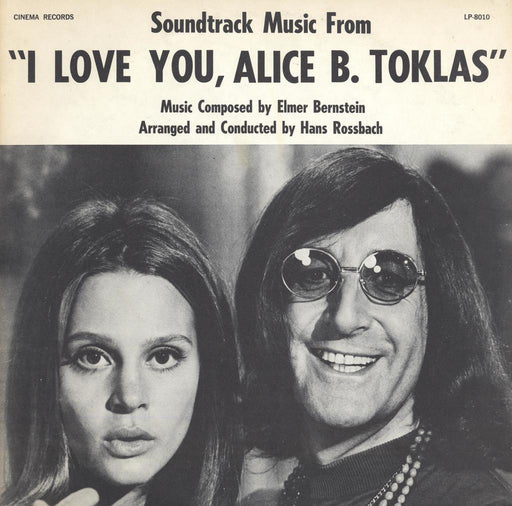 "Soundtrack Music From ""I Love You, Alice B. Toklas"""