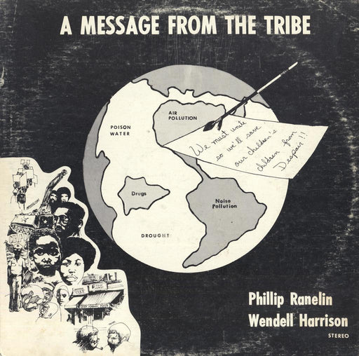 A Message From The Tribe (1st, Original)