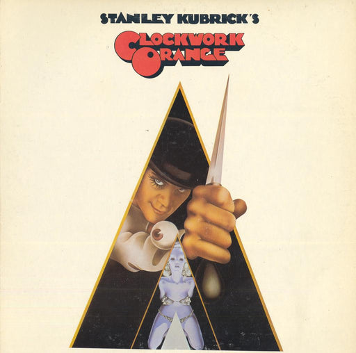 Stanley Kubrick's A Clockwork Orange (1st US Press)