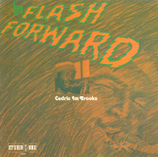 Im Flash Forward (1977 JA Press)