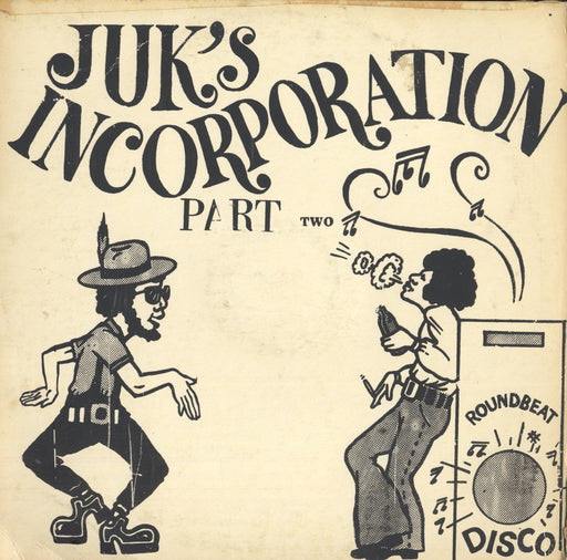 Juk's Incorporation Part Two (1st, OG)