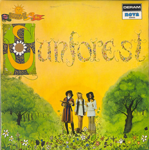 Sound Of Sunforest (1st, STEREO)