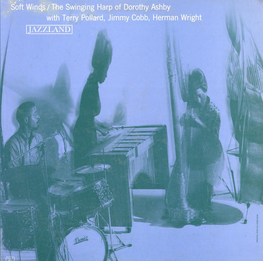 Soft Winds: The Swinging Harp Of Dorothy Ashby PROMO
