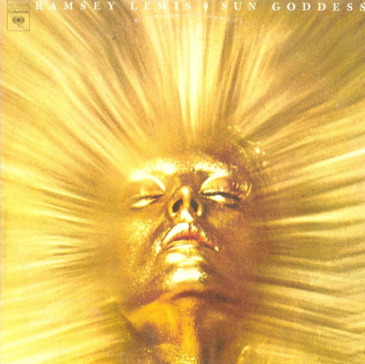 Sun Goddess (1st, US Press)