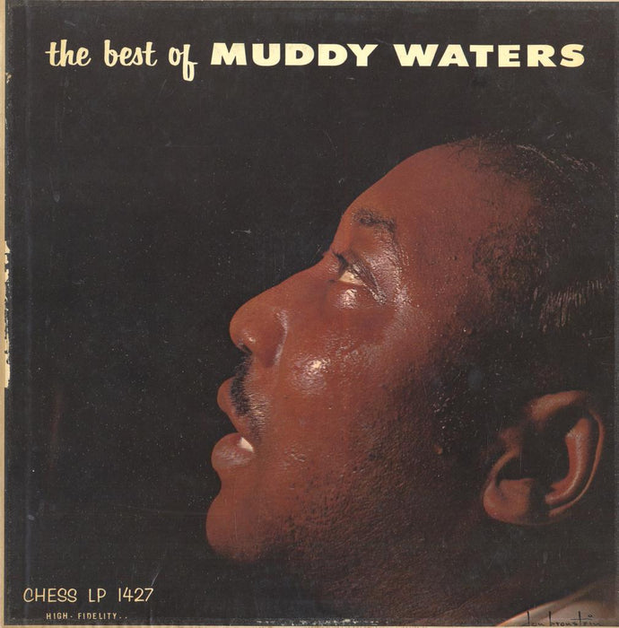 The Best Of Muddy Waters (1st, OG)