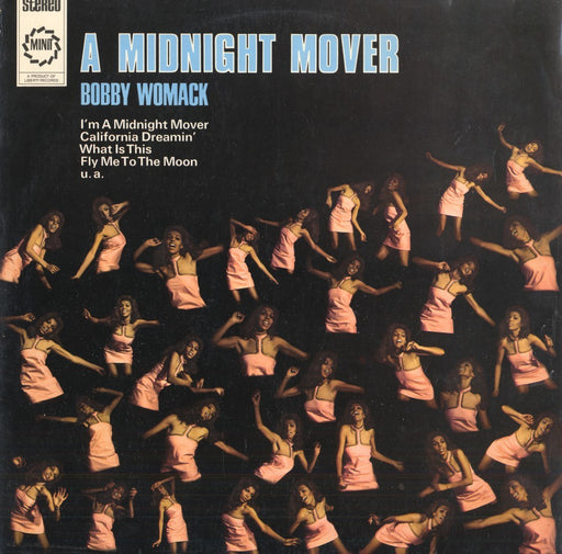 A Midnight Mover (1st, German)