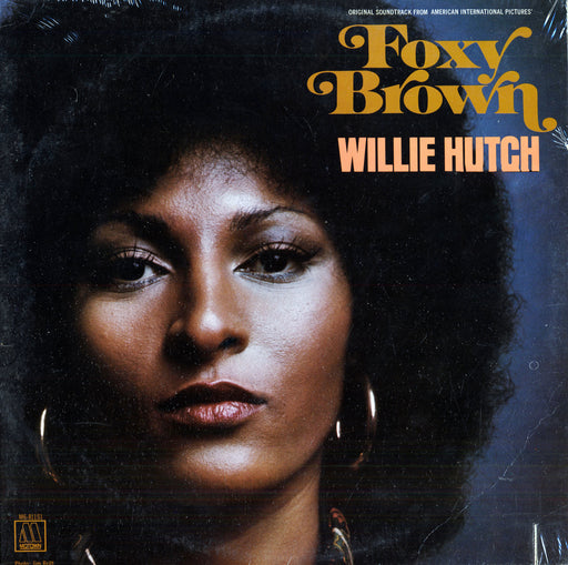 Foxy Brown (1st, US Press)
