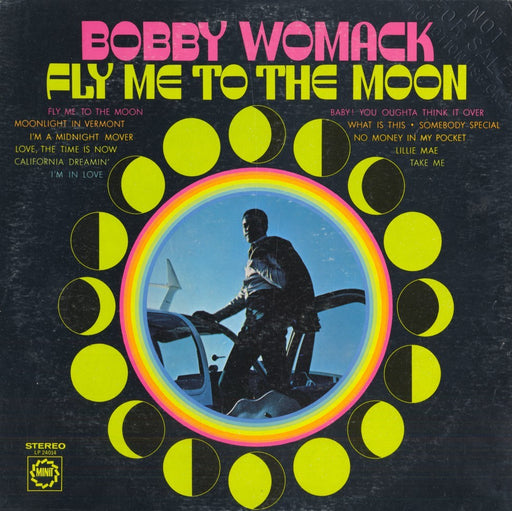 Fly Me To The Moon (1st, US Press)