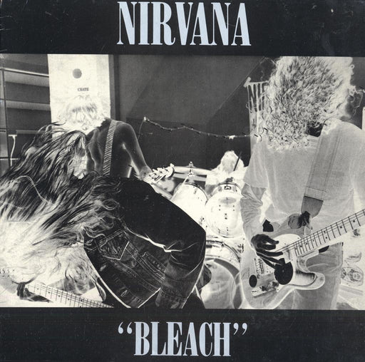 Bleach (1st US, white vinyl)