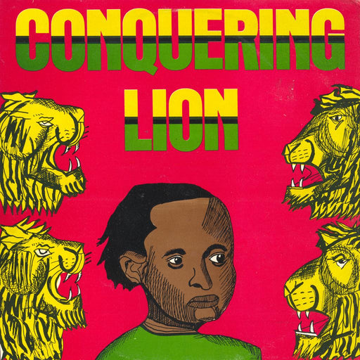 Conquering Lion (JA Press)