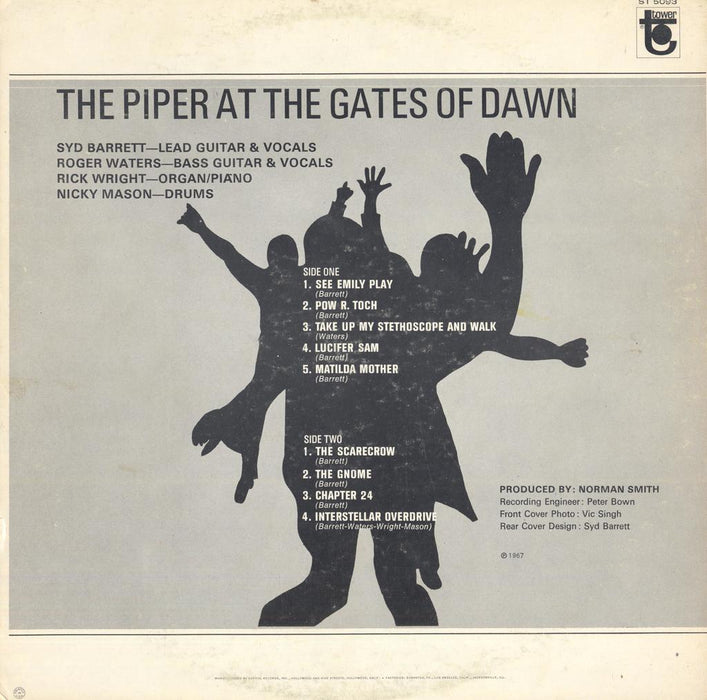 The Piper At The Gates Of Dawn (1st, US Press)