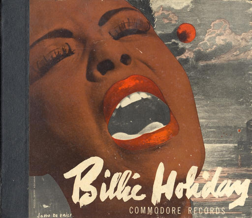 Billie Holiday RPM Book