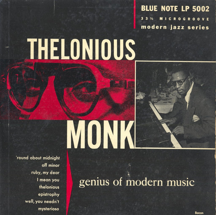 "Genius Of Modern Music (10"")"