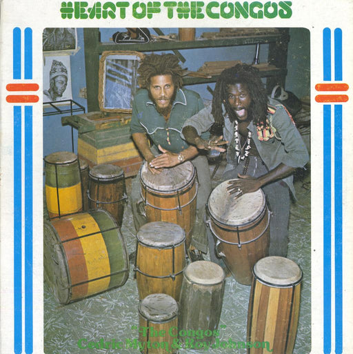 Heart Of The Congos (1st, OG)