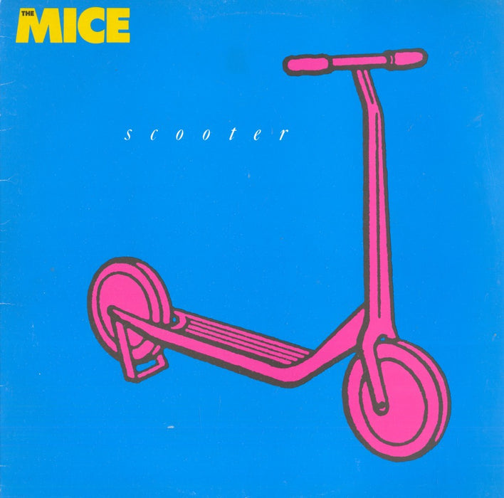 Scooter (1987 UK Press)