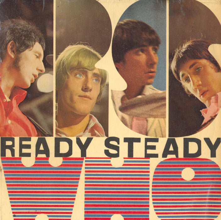 Ready Steady Who 7""