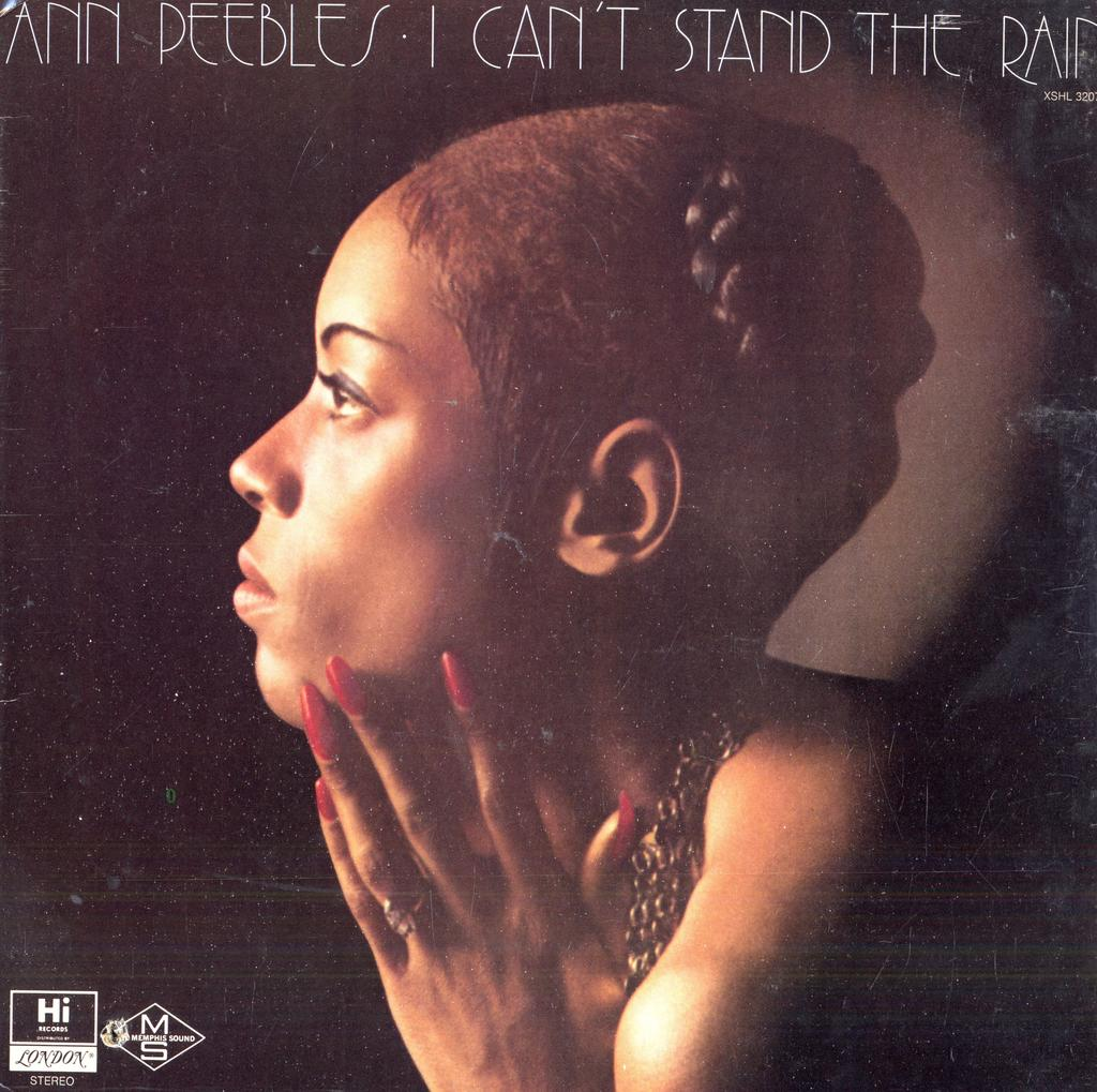 I Can't Stand The Rain (1st, US Press)