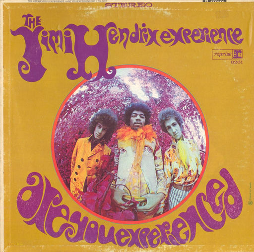 Are You Experienced (1971 Canada RE)