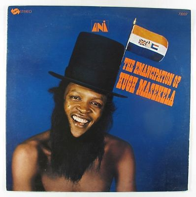 The Emancipation Of Hugh Masekela (1st, MONO)