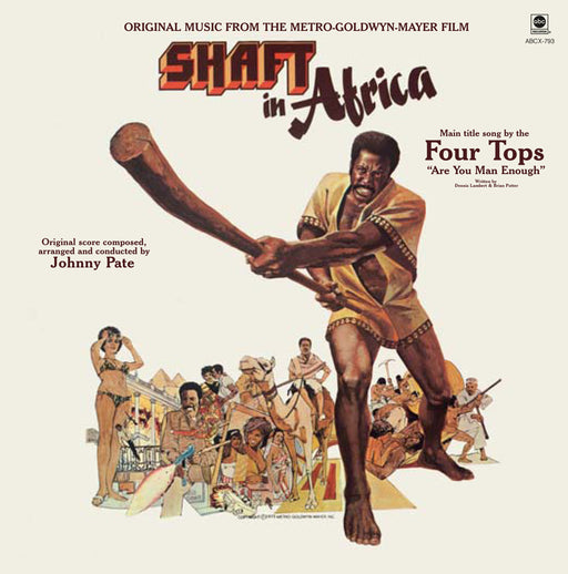 Shaft In Africa (1st, SEALED)