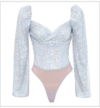 Load image into Gallery viewer, Glitz Girl Bodysuit