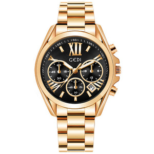 Golden Lady Timepiece